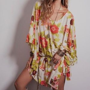 FREE PEOPLE POSEY DRESS NWOT